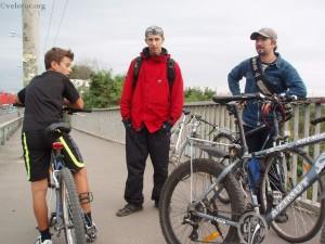 Общаемся с юным кишинёвским велосипедистом