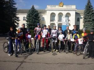 Велосипедная гонка, Дубоссары