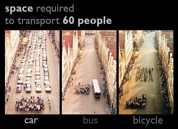 Место для транспортировки 60 человек