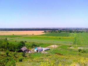Шерпенский плацдарм из села Бутор