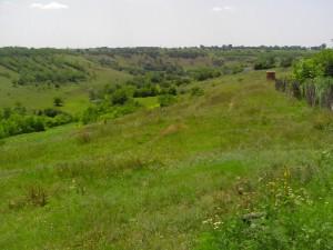 Каньон за селом Ташлык