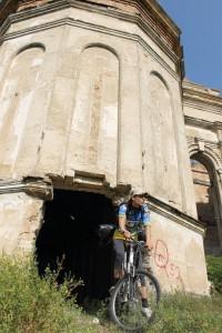 Лиманское, заброшенный католический костел