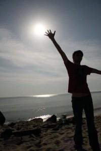 Достать до солнца