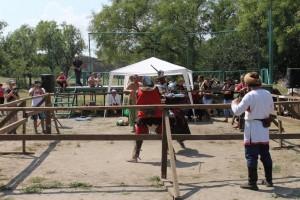 турнир по историческому фехтованию