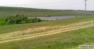 Рыбхоз недалеко от молдавской Спеи