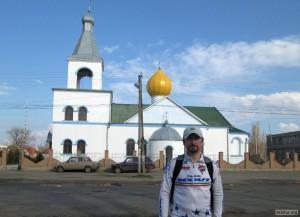 Церквушка в Кучурганах