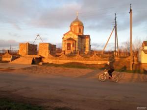 Церквушка в Лиманском