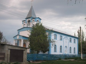 Церковь в Карманово