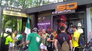 Вход в столовую - Restaurant Sargon