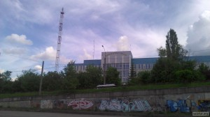 Здание Молдова-фильм (MOLDOVA-FILM)