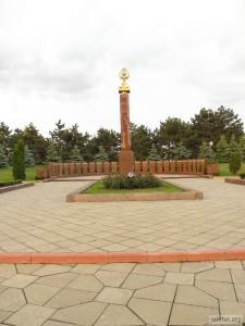 Мемориальный комплекс Вечность в Кишинёве