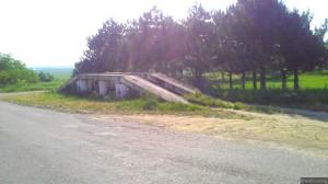 Эстакада у села Фрунзе