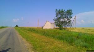 Необычная останвка без крыши