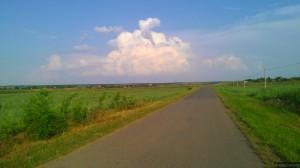 Дорога в Старую Андрияшевку