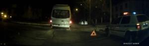 ДТП с велосипедистом Котовского-Гагарина